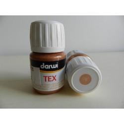 Acryl Tex - 30 ml - 057 medená