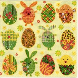 Vzorované vajíčka