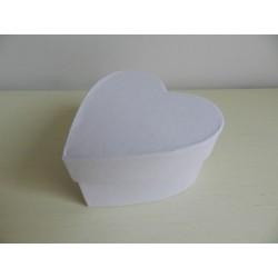 Krabička srdce - veľké
