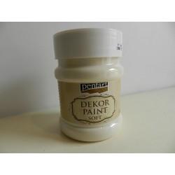 Dekor paint soft - 230 ml slonovinová