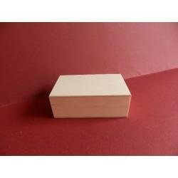 Malá truhlička 10x6x3,7 cm