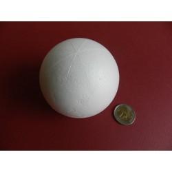 Polystyrenová guľa 10 cm