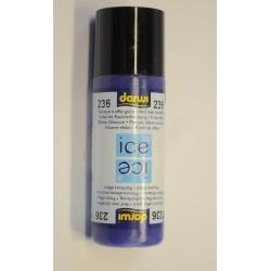 Ice /ľadový efekt/ 80 ml - 236 tmavomodrá