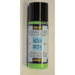 Ice /ľadový efekt/ 80 ml - 611 svetlozelená