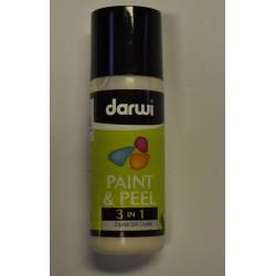 Paint & Peel 3v1 - 80 ml - 005 priesvitná