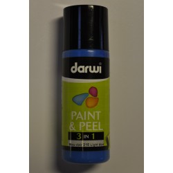 Paint & Peel 3v1 - 80 ml - 215 svetlomodrá