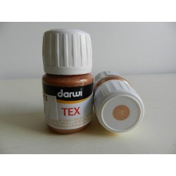 Acryl Tex - 30 ml - 057 medená