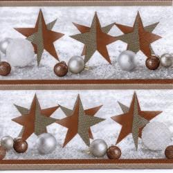 Hnedé hviezdičky