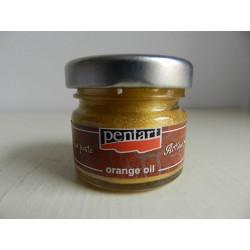 Patinovacia pasta - 20 ml zlatá