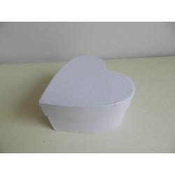 Krabička srdce - stredné