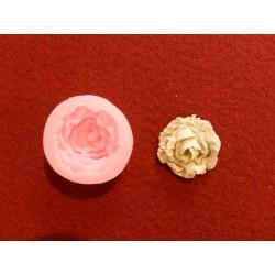 Silikónová forma na mydlo ružička - 4,5cm