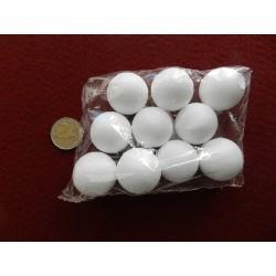 Polystyrénové guličky - 3cm - 10 ks