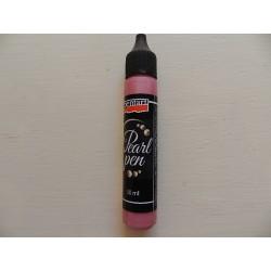 Tekuté perly  - 30 ml ružová