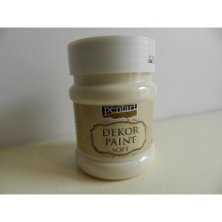 Dekor paint soft - 230 ml slonovinová