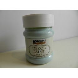 Dekor paint soft - 230 ml patinovo zelená