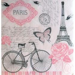 Paríž v ružovom