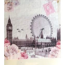 Londýn v ružovom