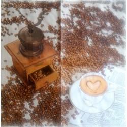 Srdce v káve