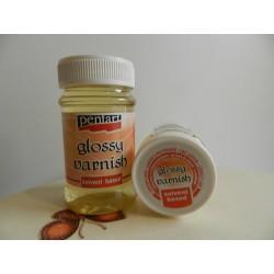 Lesklý liehový lak pentart - 100 ml