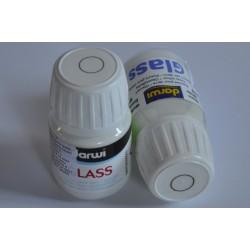 Glass 30 ml - 010 biela