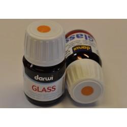Glass 30 ml - 752 oranžová