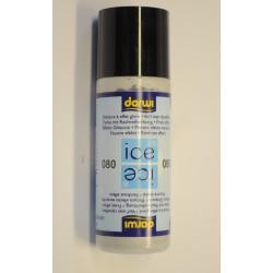 Ice /ľadový efekt/ 80 ml - 080 strieborná