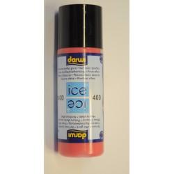 Ice /ľadový efekt/ 80 ml - 400 červená