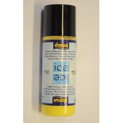 Ice /ľadový efekt/ 80 ml - 700 žltá