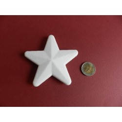 Polystyrenová hviezda 18 cm