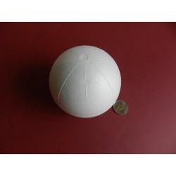 Polystyrenová guľa 8 cm