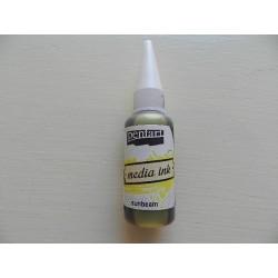 Media Ink -20 ml - slnečná žltá