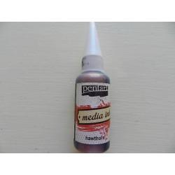 Media Ink -20 ml - brusnicová
