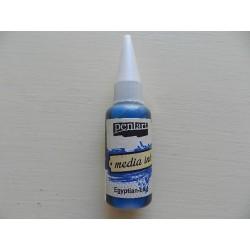 Media Ink -20 ml - egyptská modrá