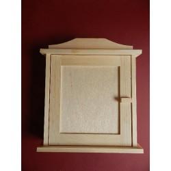 Hrubostenné kvalitné drevo Rozmer 21x26x5 cm