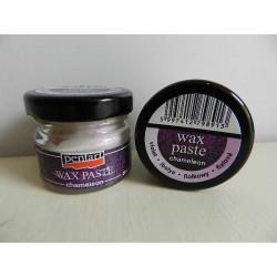 Wax pasta  chameleon fialová - 20 ml