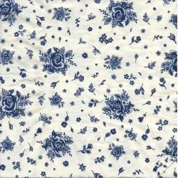 Drobné modré ružičky