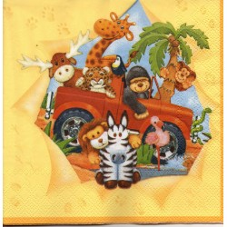 Detské safari