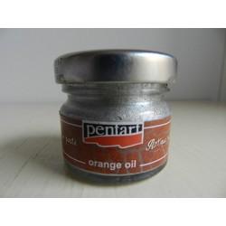 Patinovacia pasta - 20 ml strieborná