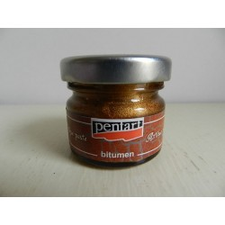 Patinovacia pasta - 20 ml bronzová