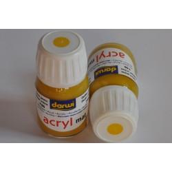 Acryl Mat - 30 ml - 746 žltá okrová